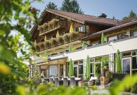 Hotel in Bad Bayersoien / Oberbayern